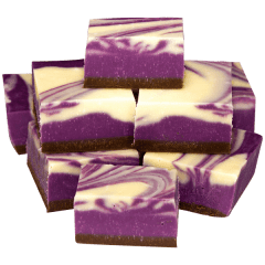 Berry Cheesecake Fudge