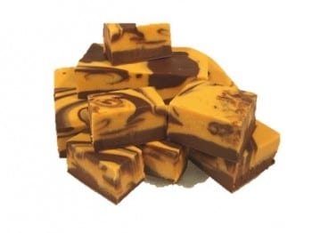 Choc Honeycombe Fudge