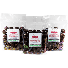 Chocolate Coated Cherries
