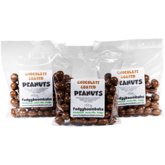 Chocolate Coated Peanuts