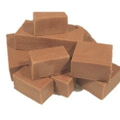 Delightfully Turkish Fudge
