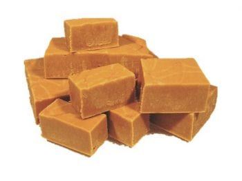 Just Caramel Fudge