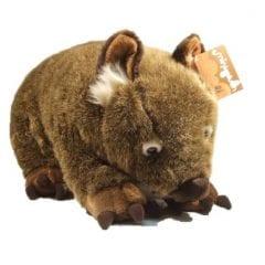 Large Minkplush Wombat