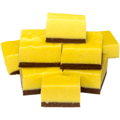 Lemon Cheesecake Fudge