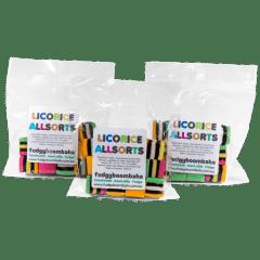 Licorice Allsorts