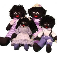 Purple Golliwogs
