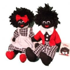 Red Golliwogs