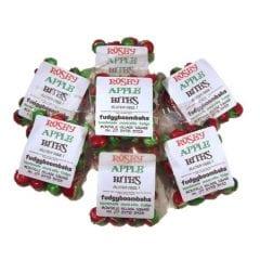 Rosey Apple Bites