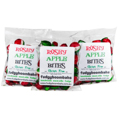 Rosey Apple Bites