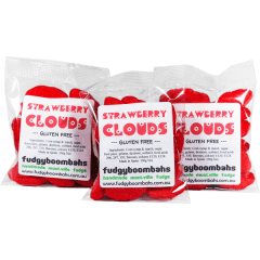 Strawberry Clouds